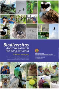2 Biodiversitas Areal Reklamasi Tambang Batubara PT Kideco