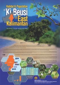 3 Habitat dan Population of Ki Beusi in East Kalimantan