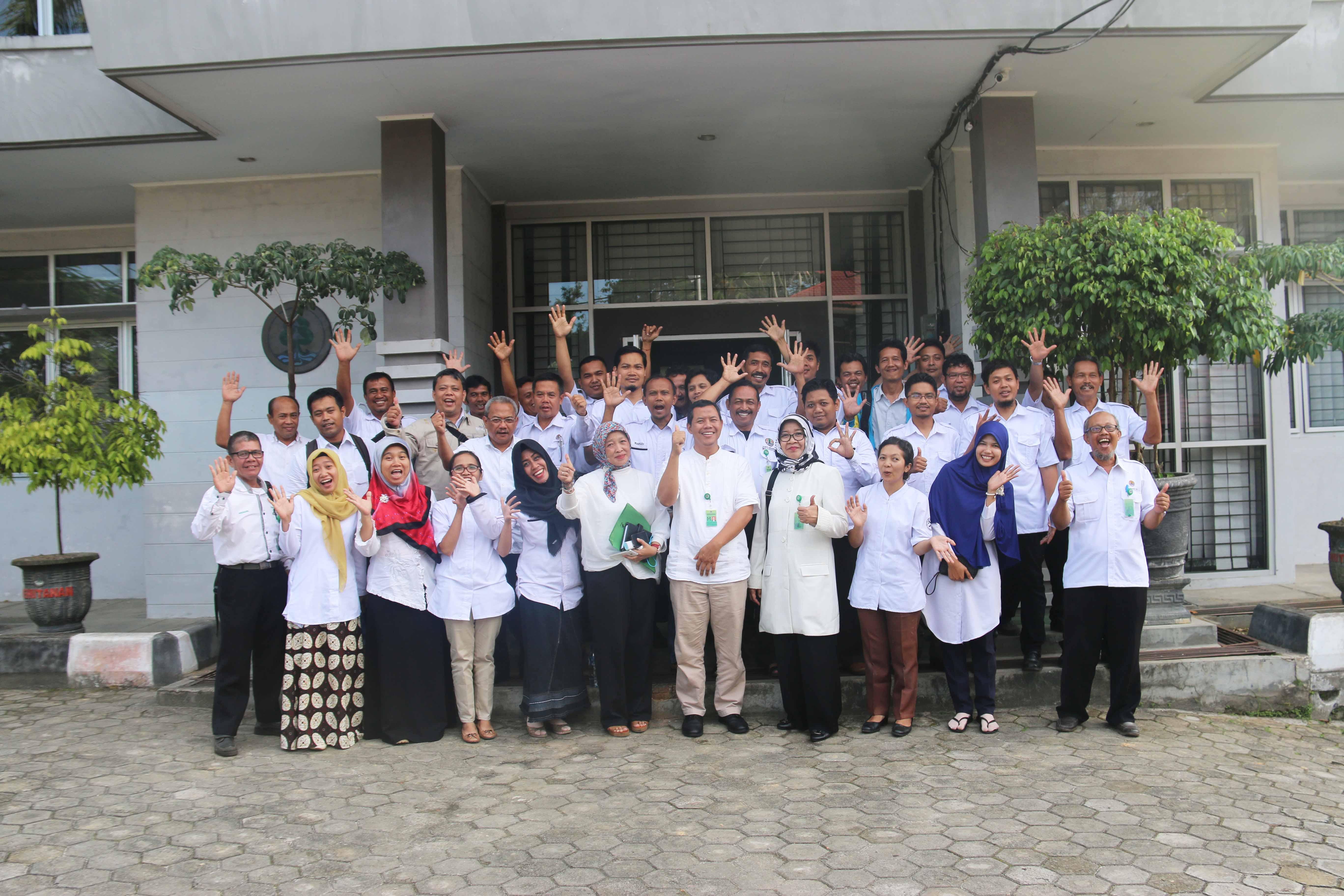 Sekbadan Litbang: Kembangkan Potensi KHDTK Samboja dengan Ekowisata, Eduwisata dan Edutainment